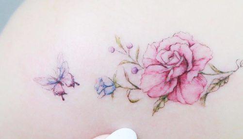 minilauのタトゥーデザイン