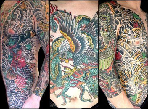 Henning Royal Tattoo の作品