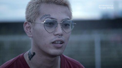 Ryugo Ishida タトゥー