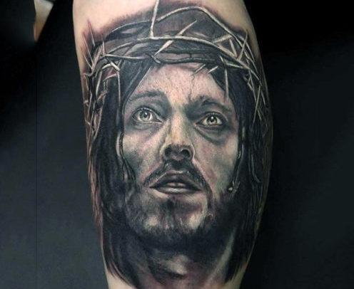 イエス・キリストのタトゥー