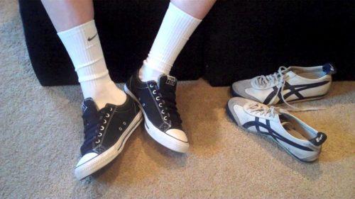 靴 タトゥー