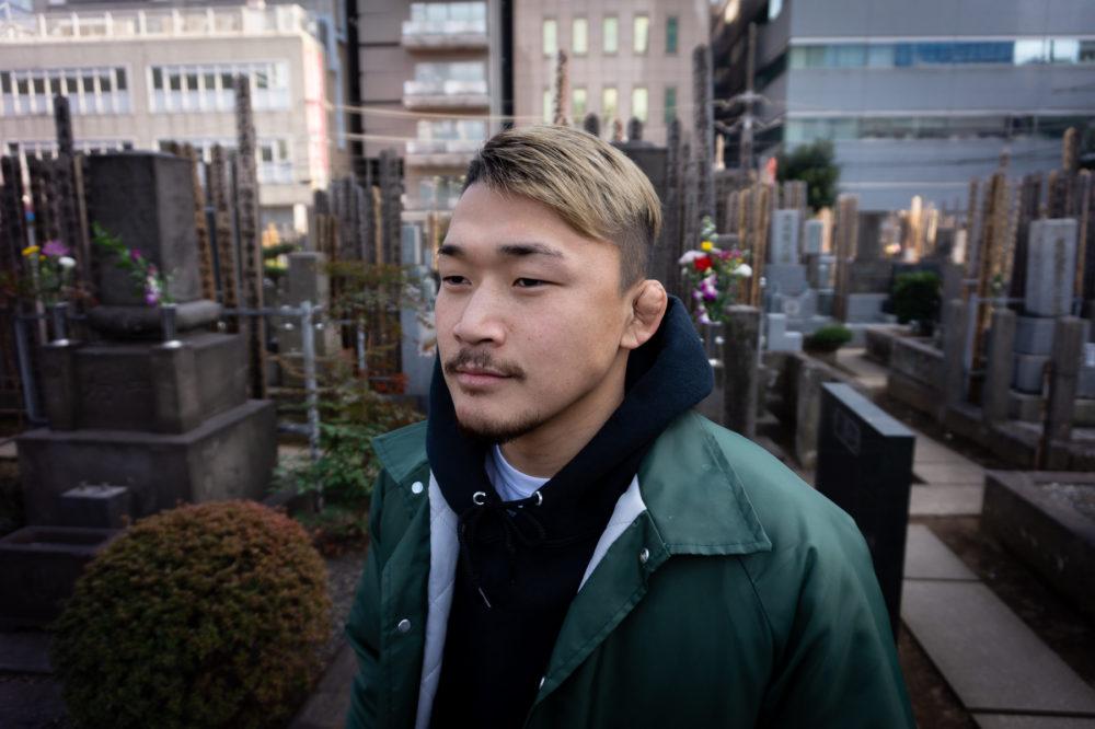 八田 亮|格闘家のタトゥー・刺青