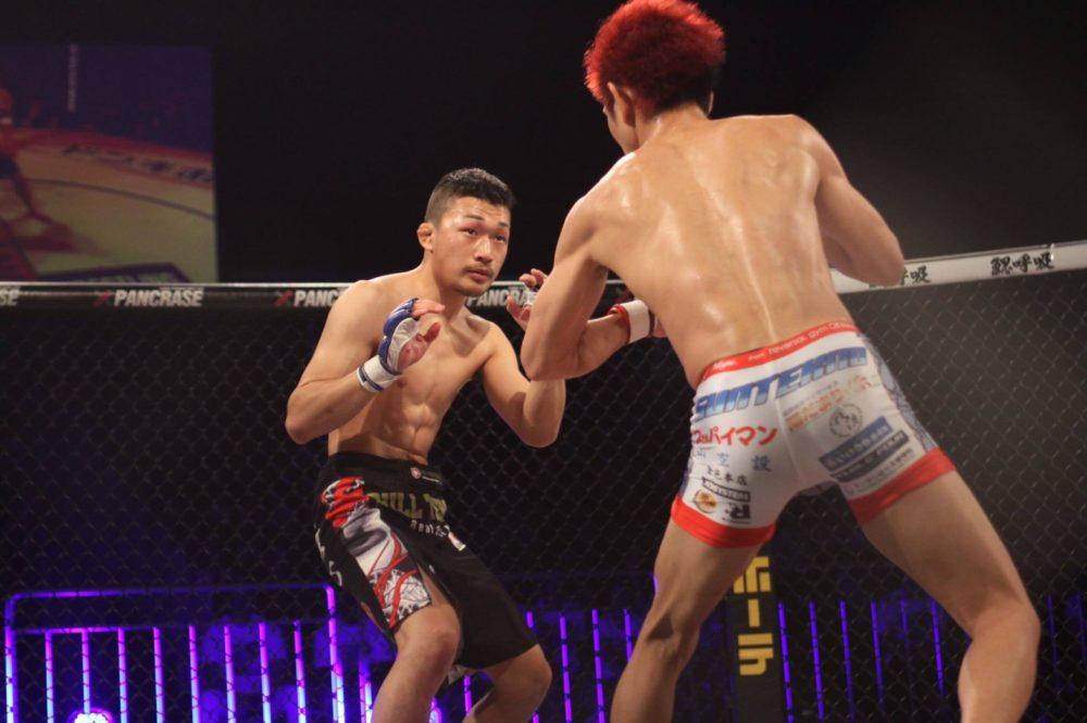 総合格闘家|八田亮の刺青