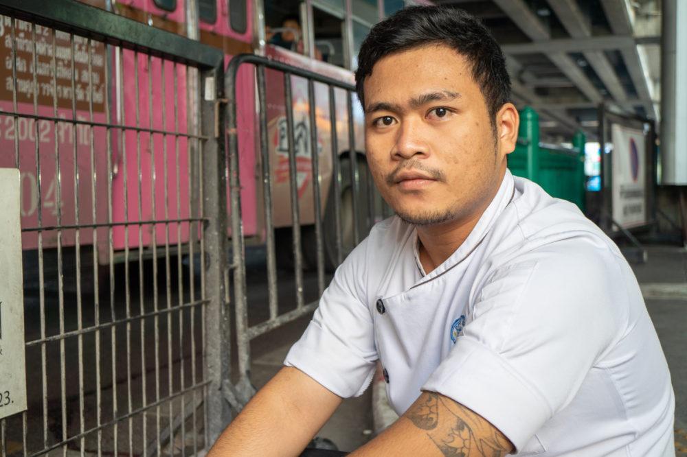 タイの男性|タトゥースナップ