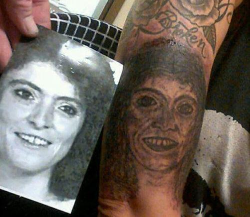 後悔するようなタトゥーの失敗例